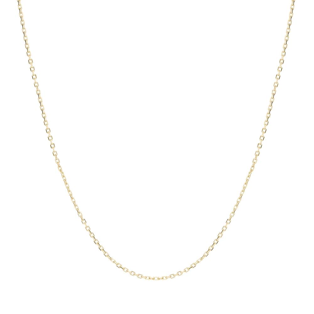 Łańcuszek złoty 50 cm